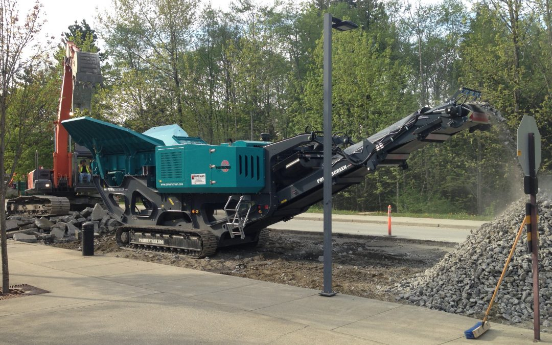 2016 Powerscreen Premiertrak 400x
