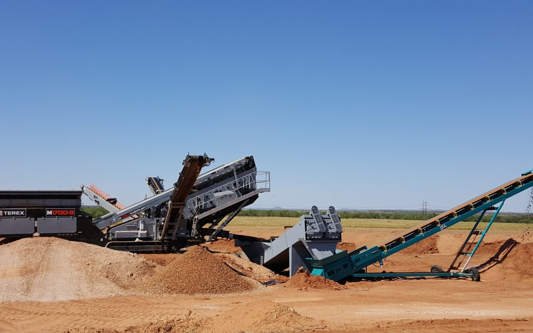 2018 Terex Washing Systems M1700